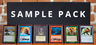 Sample Pauper Cube Pack